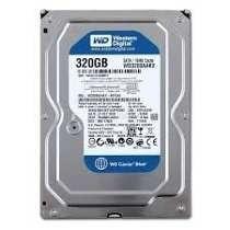 Hd Notebook 320gb Sata Para Dell Hp Itautec Acer Lenovo Cce