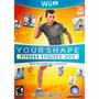 Juego Your Shape Fitness 2013 Nintendo Wii U Original Nuevo