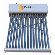 Boiler Solar 180 Litros 15 Tubos Baja Presion