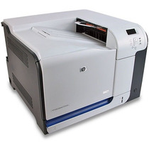 Impresora Laser Color Hp Laserjet Cp3525dn 30 Ppm Red Remato