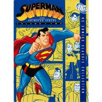 Dvd Superman Comic Anime Animated Series Temporada 2 Tampico
