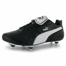 Zapatos De Futbol Puma Classic Pasto Natural - Piel