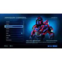 Halo 4: Desbloquear Br Blast, Dmr Concrete Y Más