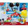 Fisher Price La Casa De Mickey Mouse Playset Clubhouse