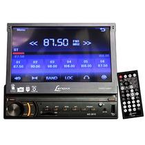 Auto Rádio Lenoxx Ad-2615 C/mp3 Entradas Usb, Sd, Aux. Tela