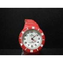 Relógio Unissex Barato Champion Pronta Entrega