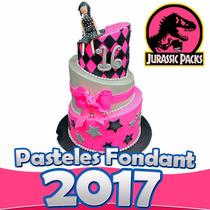 Pasteles Fondant Y Pasteles Chuecos 900 Paginas Nuevo 2017