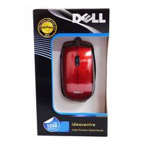 Mouse Optico Usb Marca Dell 1200dpi Grande
