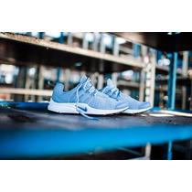 Nike Air Presto Blue Grey/black/white-ocean Fog