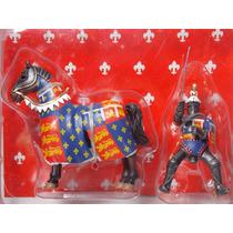 Miniatura Cavaleiro Da Idade Média Eduardo Príncipe Negro