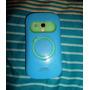Forro I-glow Para Samsung S3 Mini (azul)