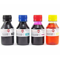 Tinta Impressora Hp Kit Com 400ml Para Recarga Cartuchos Hp