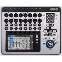 Mesa De Som Digital Qsc Touchmix 12x Sem Juros