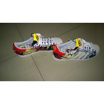 Zapatos Adidas Superstart Colección Rita Ora