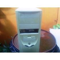 Cpu Pentium 4 Con Tarjeta De Vídeo Agp