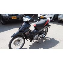Suzuki Best 125 Negra