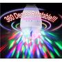 Foco Bola Led Gira 360º Discotecas Fiestas Luces