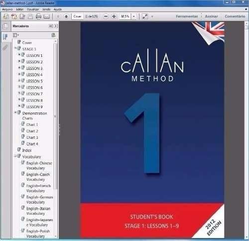 Callan method aluno e professor em pdf audio r 2988 em mercado callan method aluno e professor em pdf audio r 2988 em mercado livre fandeluxe Image collections