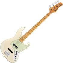 Contra Baixo Jazz Bass Tagima 4 Cordas Woodstock Tw73 Branco