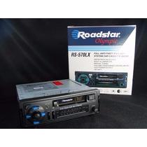 Toca Fita Roadstar Olympic 570lx Original Reliquia Anos 80