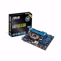 Placa-mãe Asus Micro Atx P/ Intel Lga 1155 H61m-a/br Hdmi