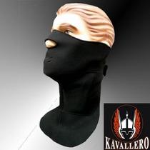 Protetor Pescoço Meia Balaclava Bandit Anti Cerol Kavallero