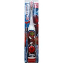 Escova De Dentes Eletrica Infantil Homem Aranha!!!!