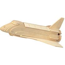 Kit De Construcción De Madera - Woodcraft Fsc Transbordador