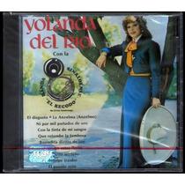 Yolanda Del Rio Con Banda El Recodo Cd 1999 Nuevo Y Sellado