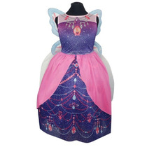 Disfraz Barbie Mariposa Violeta New Toys