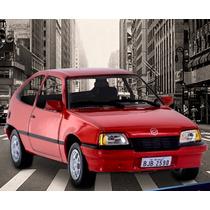 Coleção Chevrolet Collection Ed 23 Kadett Hatch Sl 1.8 1991