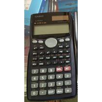 Calculadora Cientifica Casio Solar Fx-991ms 401 Funciones