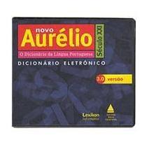 Dicionario Eletronico Aurelio Século Xx1 Original Em Cd