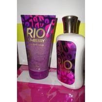 Bath & Body Works Original Crema Lotion Y Scrub.