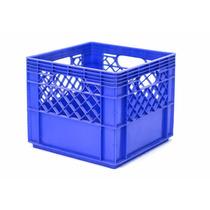 Caja De Plástico / Lechera 16 Litros / Medidas: 34x34x27h