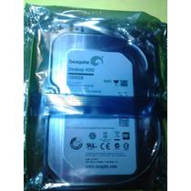 Disco Duro Seagate Y Wd Blue 1 Tera Desktop Hdd 7200 Rpm