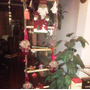 Se Venden Escaleras Decorativas Hechas De Madera Y Mecatillo