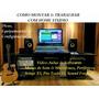 Como Montar E Trabalhar Com Home Studio (cursos & Softwares)