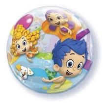 Globo Burbuja De Los Bubble Guppies. Globo De 22 Pulgadas