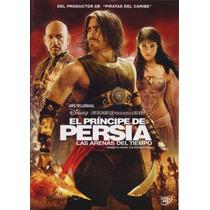 El Principe De Persia Las Arenas Del Tiempo Pelicula En Dvd