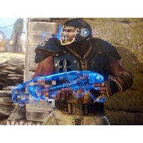 Gears Of War 3 Skins Invisibles!! Mas Desbloqueables
