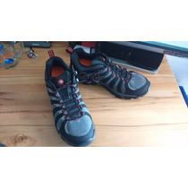 Zapato Merrell® De Hombre Dark/ Castle Rock