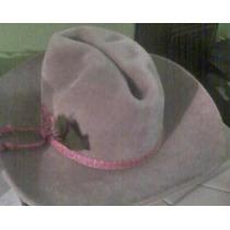 Hermoso Sombrero Llanero Pelo Raton Para Coleador+regalos