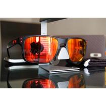 Óculos Oakley Holbrook Ducati Original Vermelho Polarizada