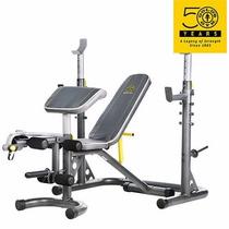 Banco De Entrenamiento Xrs 20 Golds Gym