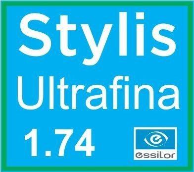 c2a76bd3f63bd Lentes Stylis 1.74 Até -15.00 Crizal Forte - R  1.520