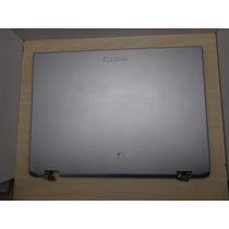 Tampa Da Tela + Dobradiças Notebook Lenovo 0768