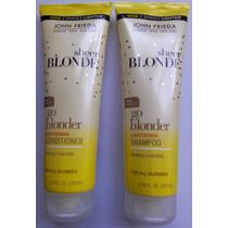 John Frieda Sh + Condi Sheer Blonde Go Blonder 250ml