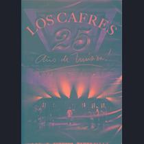 Dvd Cafres Los 25 Años De Musica Nuevo