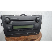 Som Cd Corolla - Panasonic Mod. 86120-02850